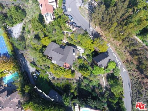 1335 Tower Grove Dr, Beverly Hills, CA 90210