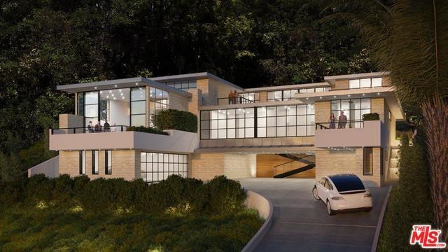 260 S Canyon View Dr, Los Angeles, CA 90049