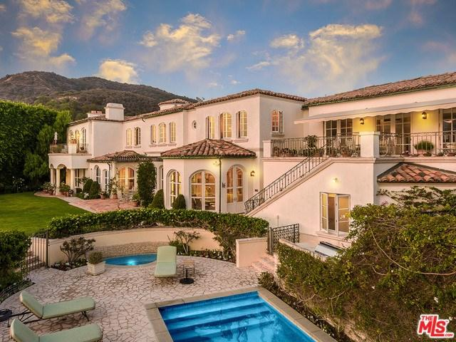 16242 Shadow Mountain Dr, Pacific Palisades, CA 90272