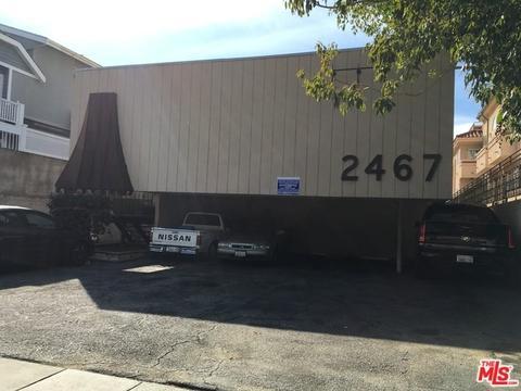 2467 Sawtelle, Los Angeles, CA 90064