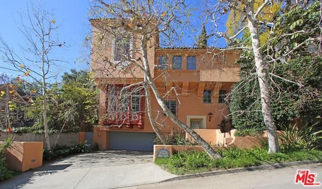1329 Sierra Alta Way, Los Angeles, CA 90069