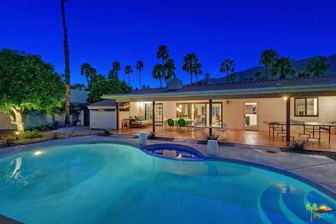 1970 S Joshua Tree Pl, Palm Springs, CA 92264