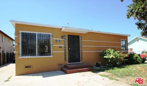 114 W Reeve St, Compton, CA 90220