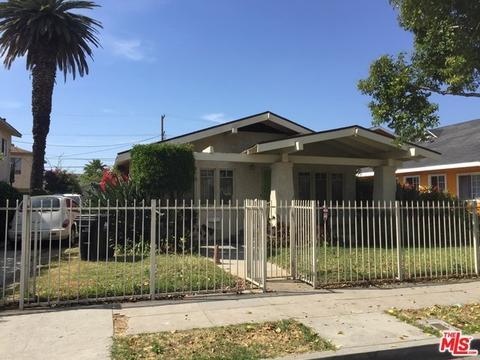604 W 41st Dr, Los Angeles, CA 90037