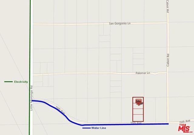 0 15th Ave, Desert Hot Springs, CA 92240