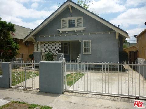 156 W 49th St, Los Angeles, CA 90037