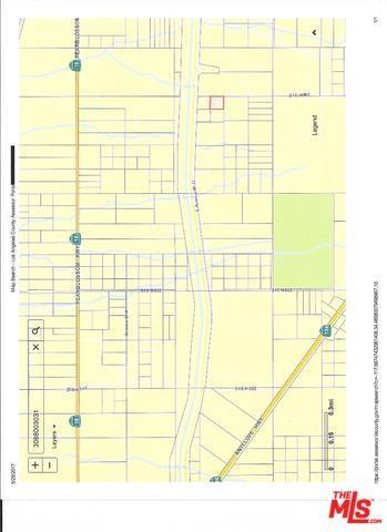 0 Vacvic Avenue W12ca Aq, Llano, CA 93544