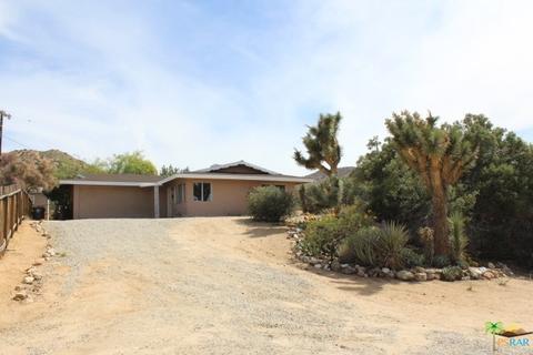 55463 Ennis Ln, Yucca Valley, CA 92284