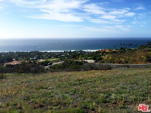 0 Sea View Dr, Malibu, CA 90265