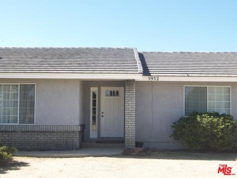 5952 Charan Rd, Rosamond, CA 93560