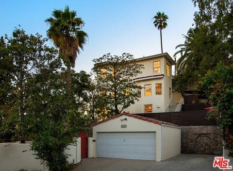 2101 Vista Del Mar St, Los Angeles, CA 90068