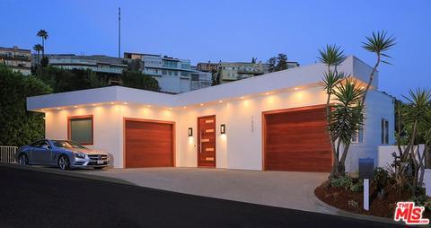 1664 Sunset Plaza Dr, Los Angeles, CA 90069