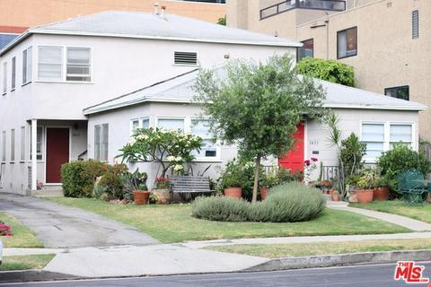1433 S Bentley Ave, Los Angeles, CA 90025