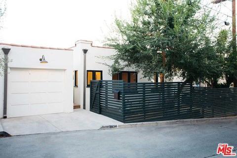 3834 Clayton Ave, Los Angeles, CA 90027