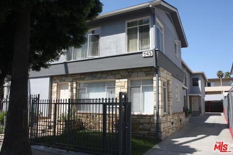 743 S Harvard Blvd, Los Angeles, CA 90005