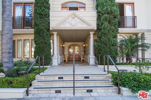 137 S Spalding Dr #102, Beverly Hills, CA 90212