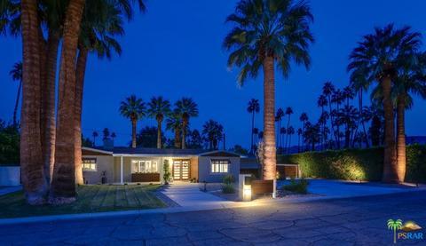 4 Palomino Rd, Palm Springs, CA 92264