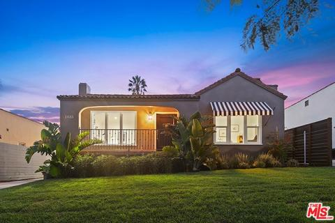 1035 Keniston Ave, Los Angeles, CA 90019