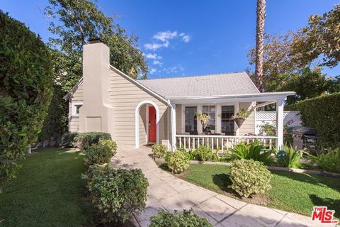 900 N Gardner St, West Hollywood, CA 90046