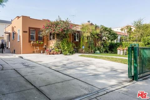1527 S Holt Ave, Los Angeles, CA 90035