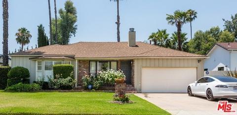 4911 Petit Ave, Encino, CA 91436