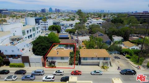 1419 Cloverfield, Santa Monica, CA 90404