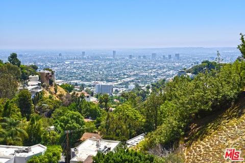 1690 Mountcrest Ave, Los Angeles, CA 90069