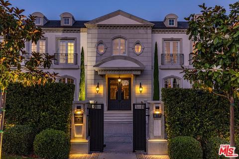 Beverly Hills Mansion Matterport