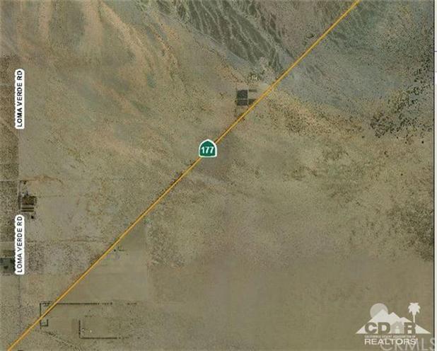 Hwy 177, Desert Center, CA 92239