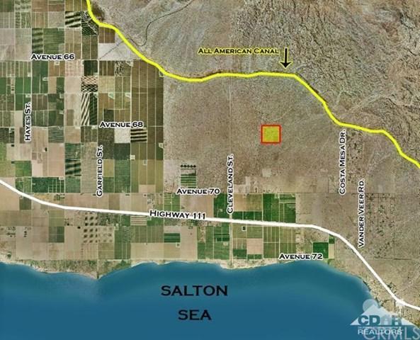 N. Avenue 70, Salton Sea, CA 92254
