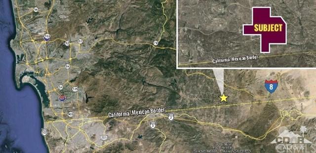 Tierra Del Sol Road Road, Boulevard, CA 91905