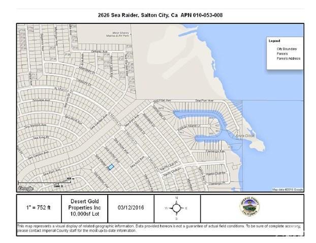 2626 Sea Raider Ave, Thermal, CA 92274