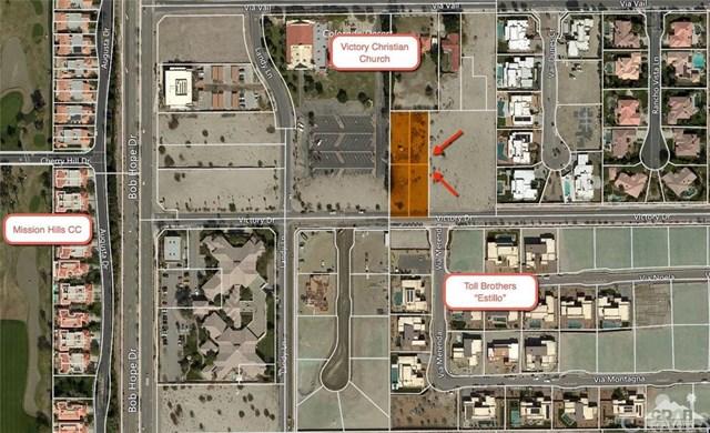 Victory Drive, Rancho Mirage, CA 92270
