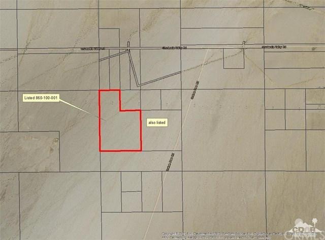 199 54 Acres Ford Dry Lake, Desert Center, CA 92239