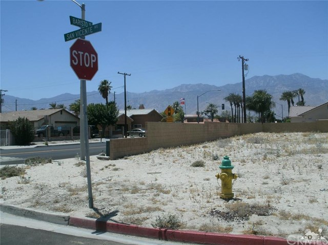 Lot San Vicente/baristo Road, Cathedral City, CA 92234