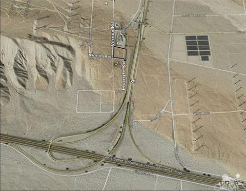 Vernon Rd, Desert Hot Springs, CA 92241