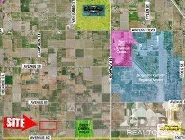 61 St Avenue And Jackson St, Thermal, CA 92274