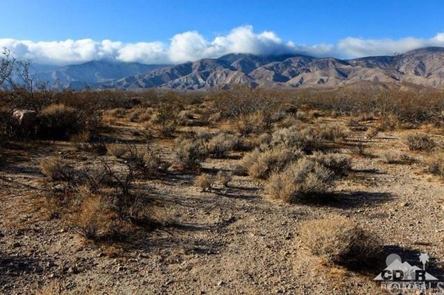 10 Acs Chuckwalla Valley Rd, Desert Center, CA 92239