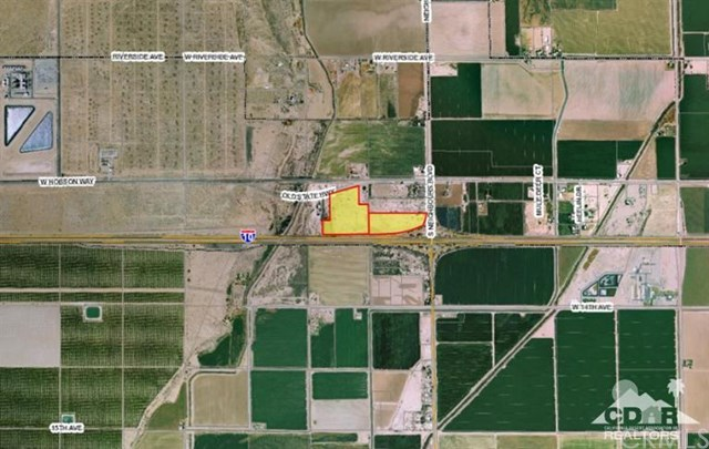 Approx 27 Acres On Hobsonway, Blythe, CA 92225