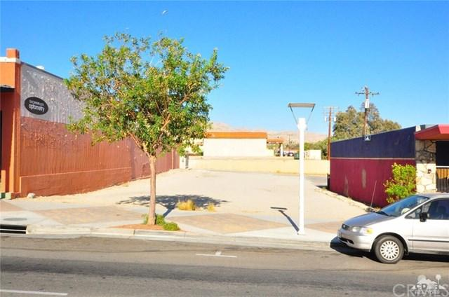 Lot 4 Palm Drive, Desert Hot Springs, CA 92240