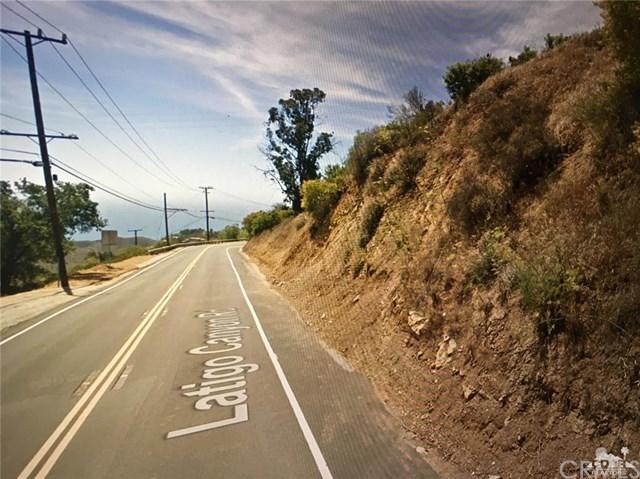 Latigo Canyon Road, Malibu, CA 90265