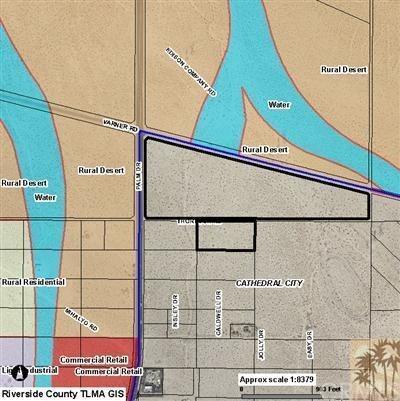 40 Acres Palm Dr, Desert Hot Springs, CA 92240