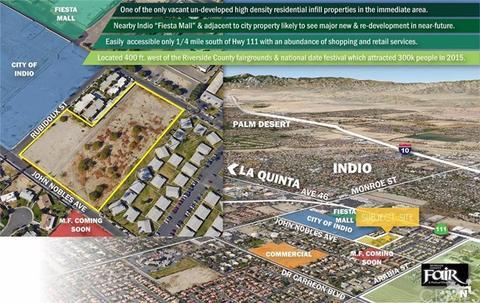 John Nobles Avenue, Indio, CA 92201