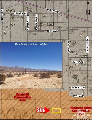 5 Ac Ford Avenue, Sky Valley, CA 92241