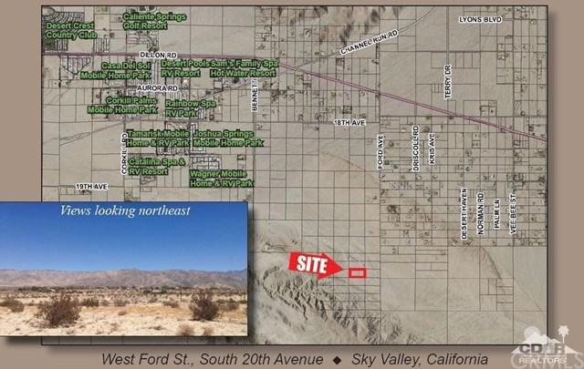 5 Ac Ford Ave, Sky Valley, CA 92241