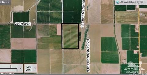 100 Acres On 20th Ave, Blythe, CA 92225
