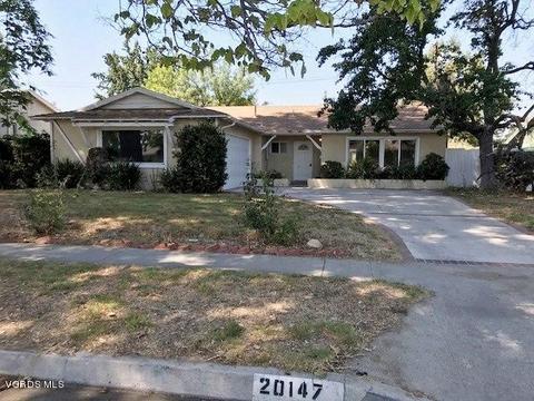 20147 Gresham St, Winnetka, CA 91306