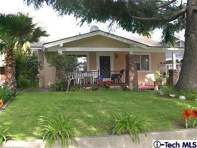 1244 N Sierra Bonita Ave, Pasadena, CA 91104