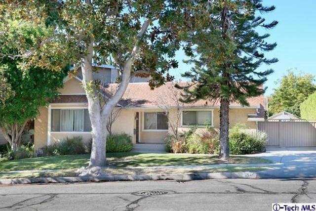 1549 Ben Lomond Dr, Glendale, CA