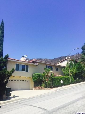 180 Wonderview Dr, Glendale, CA